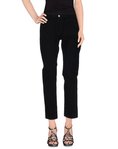 Frame Denim Pants, Black