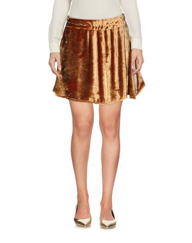 Acne Studios Mini Skirt, Brown