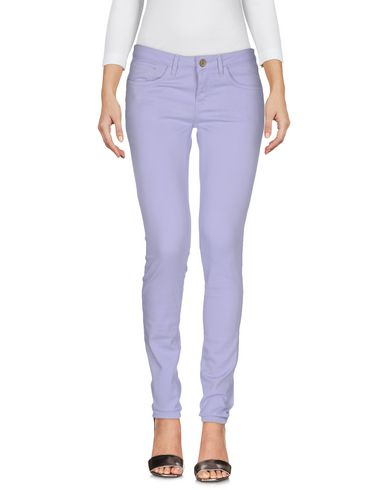 Happiness Denim Pants In Lilac