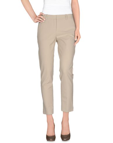 THEORY CASUAL PANTS, BEIGE