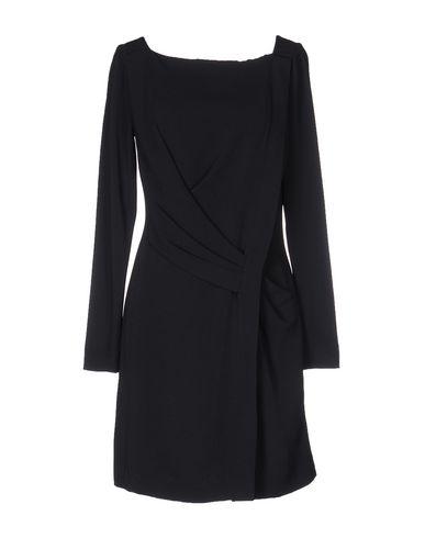 MAIYET SHORT DRESS, BLACK