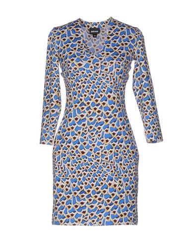 Just Cavalli Short Dress, Blue