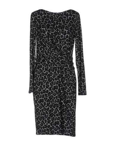 MICHAEL MICHAEL KORS SHORT DRESS, BLACK