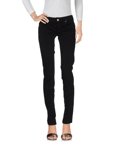 Dondup Denim Trousers, Black