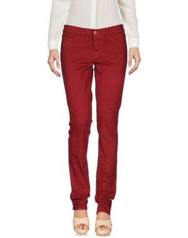 J BRAND CASUAL PANTS, RED