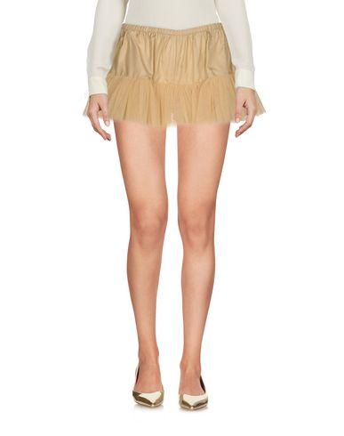 Red Valentino Mini Skirt, Sand