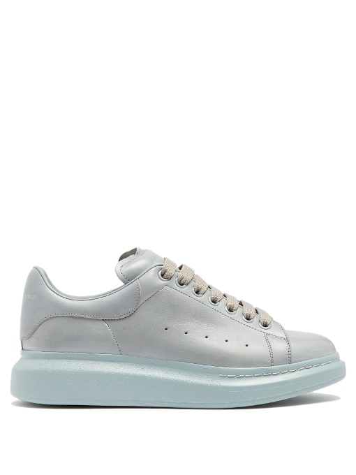 Raised-sole low-top trainers Alexander McQueen 97il22KMTi