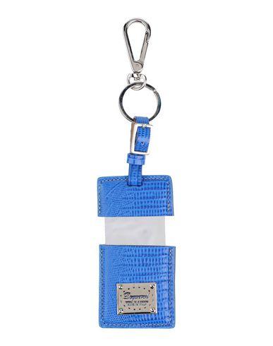 DSQUARED2 KEY RING, BLUE