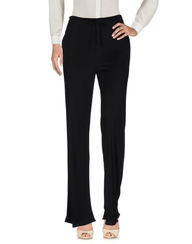 Giorgio Armani Casual Pants In Black