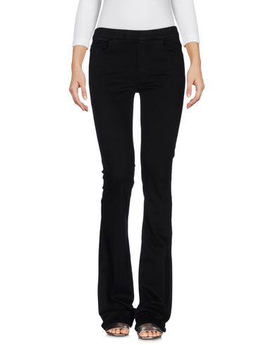 Mother Denim Pants, Black