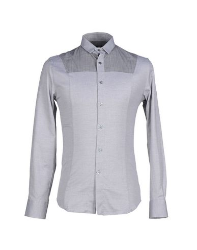 Ports 1961 Solid Color Shirt, Grey