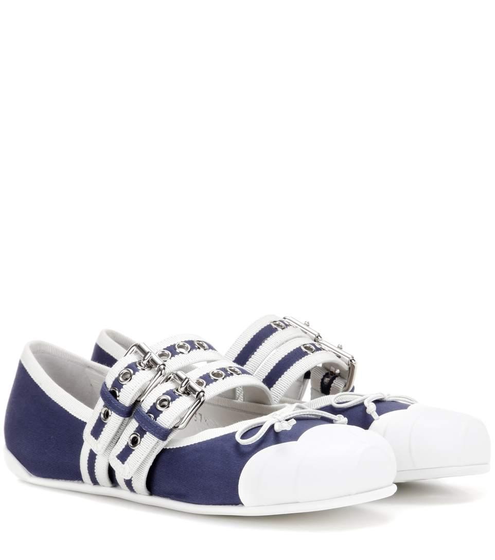 Miu Miu ballerina sneakers sale Manchester 9a374dR