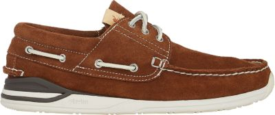"Visvim ""Hockney"" Boat Shoes, Brown"