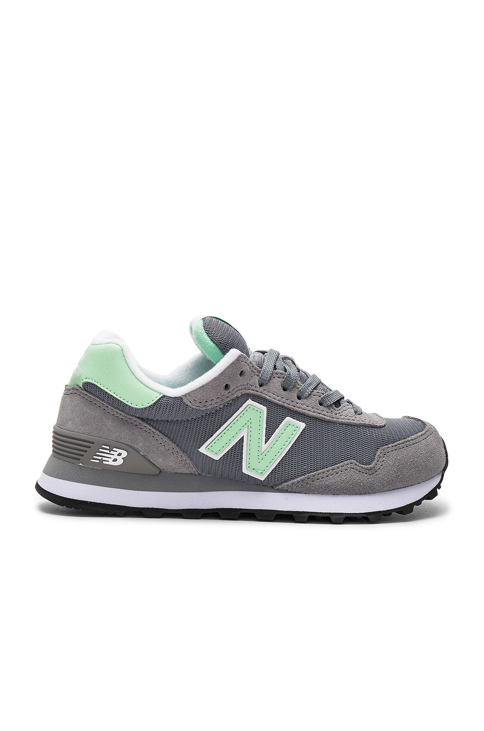 NEW BALANCE 515 Sneaker in Steel & Agave