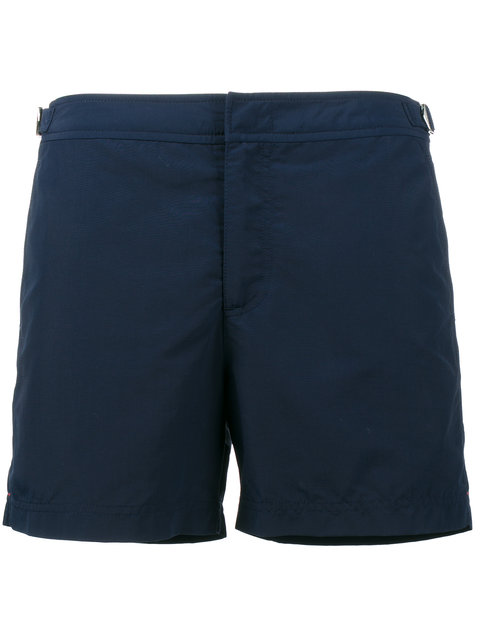 ORLEBAR BROWN Navy Blue Setter Swim Shorts