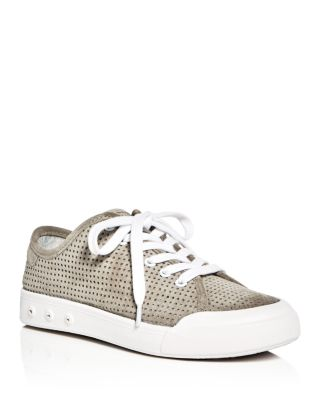 2018 Online Discount Wholesale Price Rag & Bone Perforated Low-Top Sneakers Deals Online Free Shipping Visa Payment RP8F2t6DZ