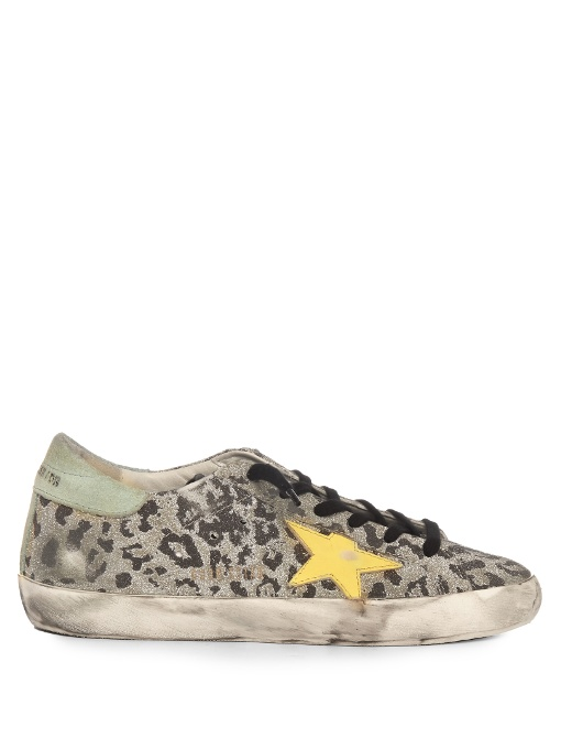 Superstar contrast sneakers - Brown Golden Goose Browse Online J35A1k07c