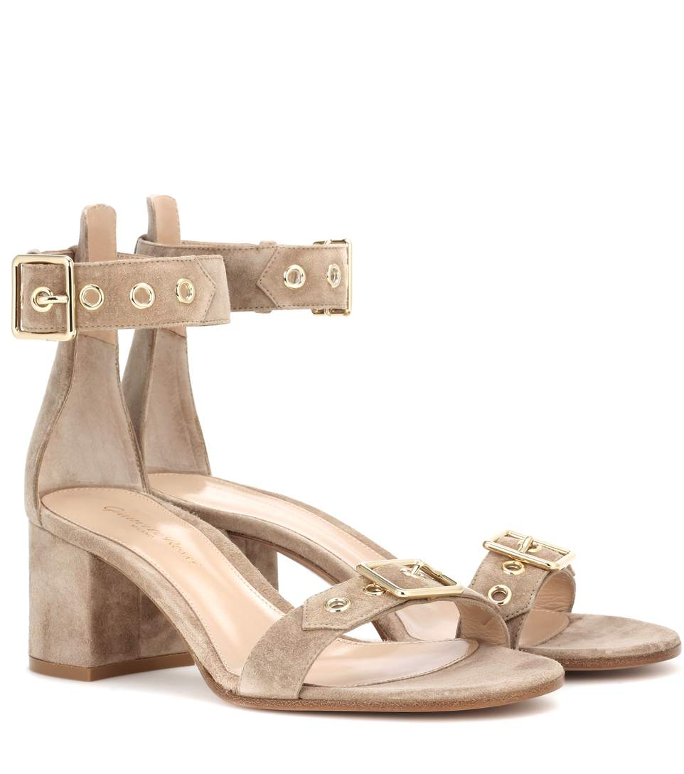 Gianvito Rossi buckled sandals buy cheap with mastercard free shipping explore vH7KbgsV