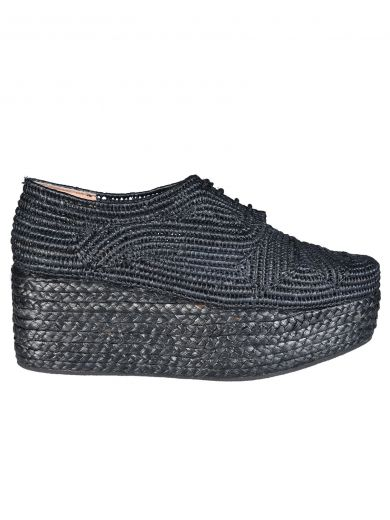 Robert Clergerie Pinton platform shoes