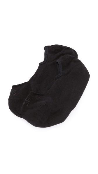 FALKE Invisible Step Socks in Black