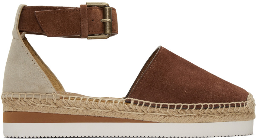 Sale Clearance Popular And Cheap GLYN - Espadrilles - tan TtNT2Kh8
