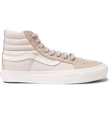 Vans & OG LX High-Top Sneakers