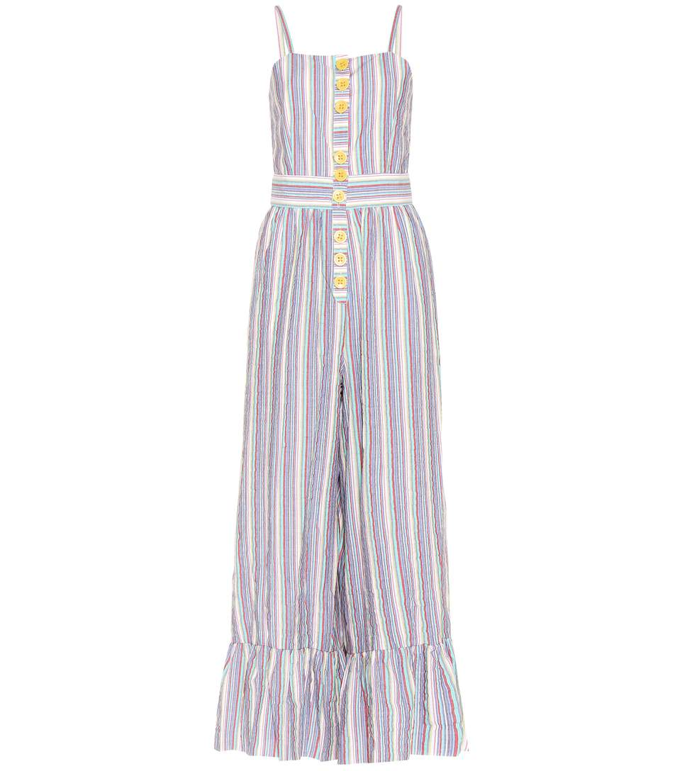Multicolor striped dress See By Chloé Online Cheap Price Clearance 2018 Newest Many Kinds Of  Sale Deals OUfnk