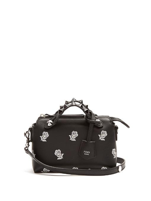 312bbee889e1 FENDI By The Way Mini Leather Cross-Body Bag