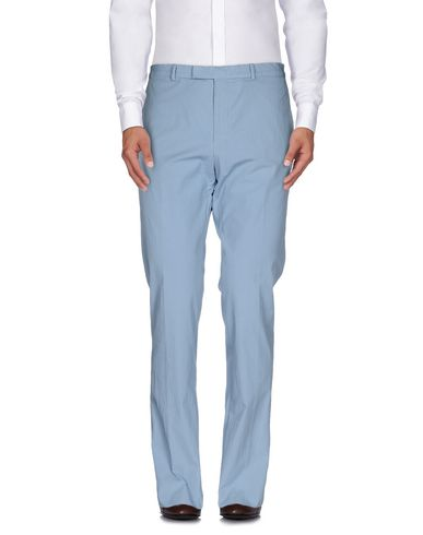 HARDY AMIES Casual Pants in Sky Blue