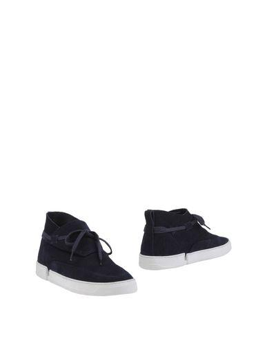 CASBIA Suede Sneakers in Blue