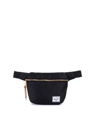 HERSCHEL SUPPLY CO. Fifteen Belt Bag - Black