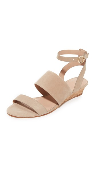 a39779dcd Tory Burch North Wedge Sandals In Fumo