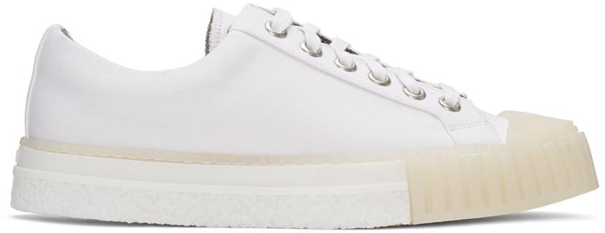 ADIEU PARISW.O. Soft Shine Low-Top Sneakers zJHRzY
