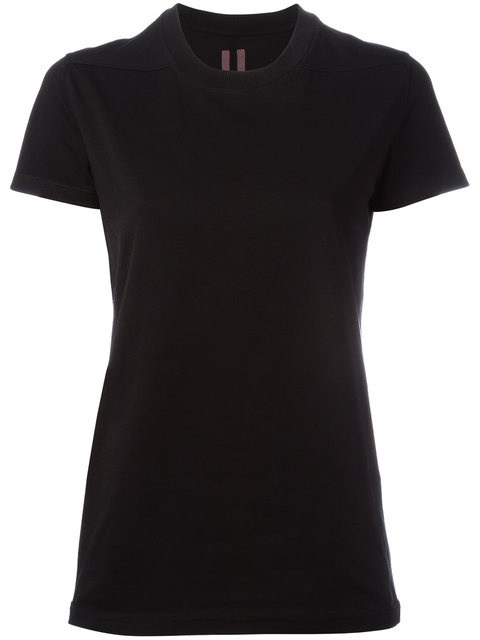 Crew Neck T-Shirt in Black
