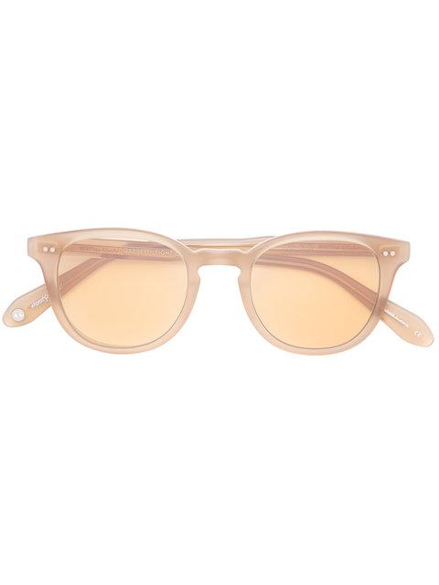 Garrett Leight Mckinley Sunglasses - Neutrals, Nude & Neutrals