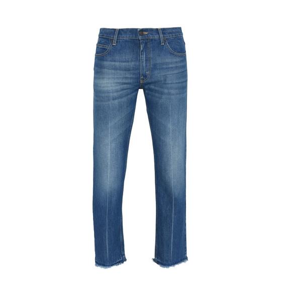 Denzel Blue Tapered Jeans