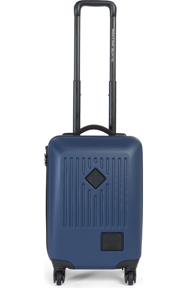 HERSCHEL SUPPLY CO. Herschel Supply Co Trade Small 20-Inch Rolling Hard Shell Suitcase - Blue in Navy