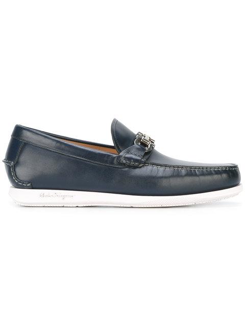 SALVATORE FERRAGAMO Boat Loafers