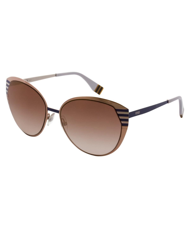 FENDI Women'S 0017/S Sunglasses' in Peach