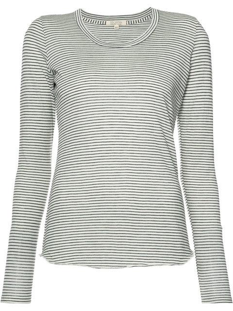NILI LOTAN Striped T-Shirt