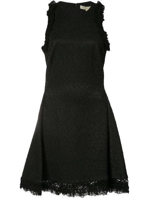 JONATHAN SIMKHAI Flared Dress