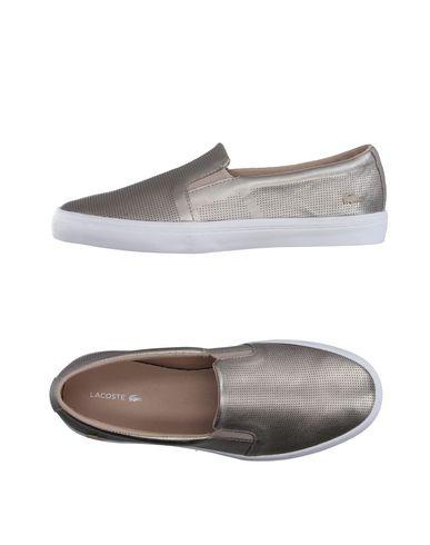 LACOSTE Sneakers in Platinum