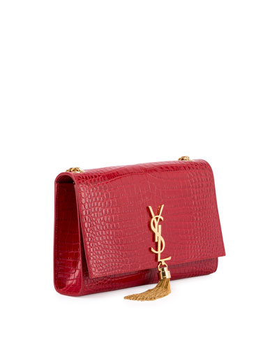 Kate monogram clutch bag - Red Saint Laurent D332dtO
