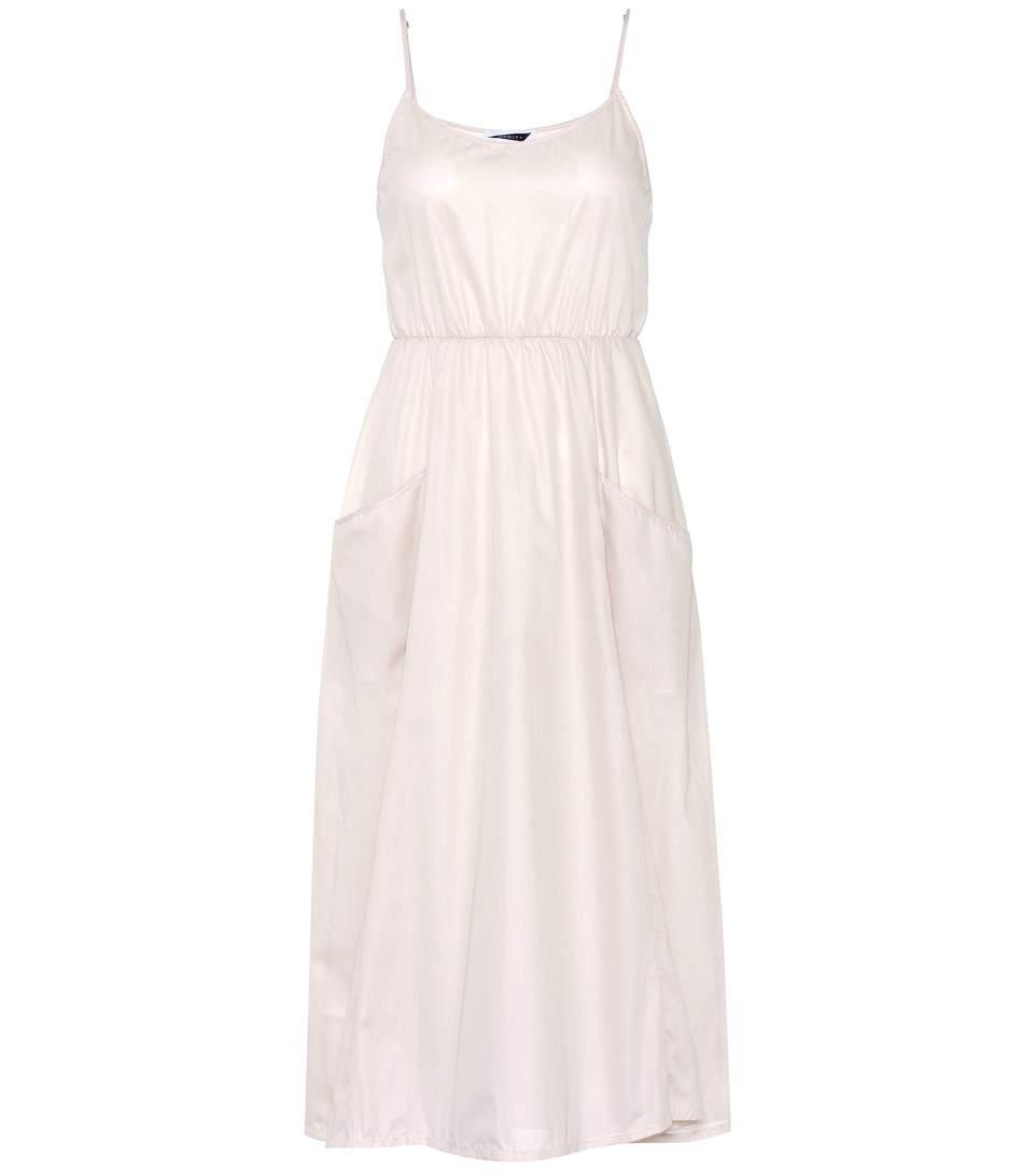 PRISM Faro Cotton Dress in Neutrals