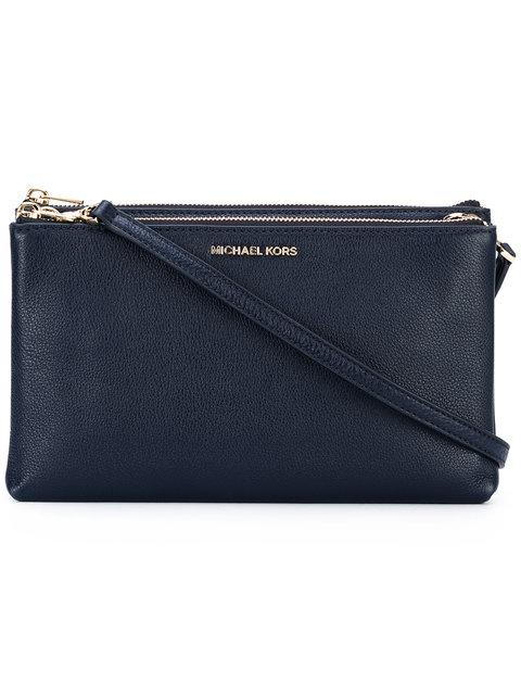Adele Crossbody Bag in Blue