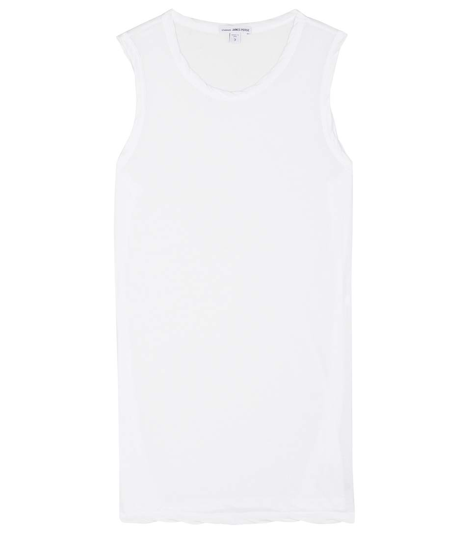 Manchester Great Sale Cheap Price James Perse Cashmere Rib Double Layer Tank Buy Cheap Explore JRiLKNa