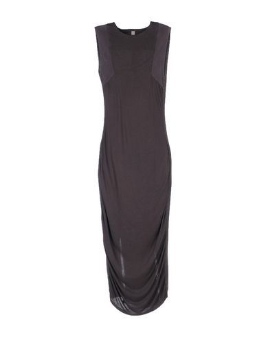 SILENT DAMIR DOMA 3/4 Length Dresses in Steel Grey