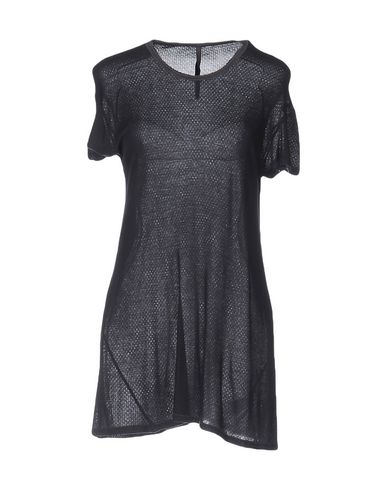 SILENT DAMIR DOMA T-Shirts in Slate Blue
