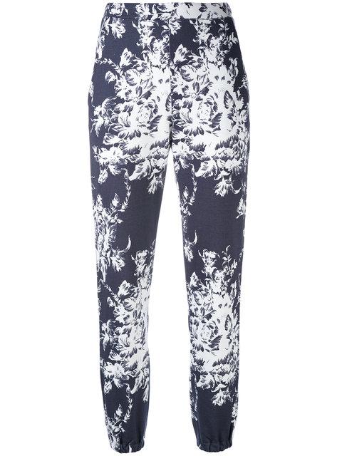 SONIA RYKIEL - Printed High Waisted Trousers
