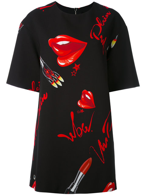 PHILIPP PLEIN Pyrus T-Shirt Dress in Pr11